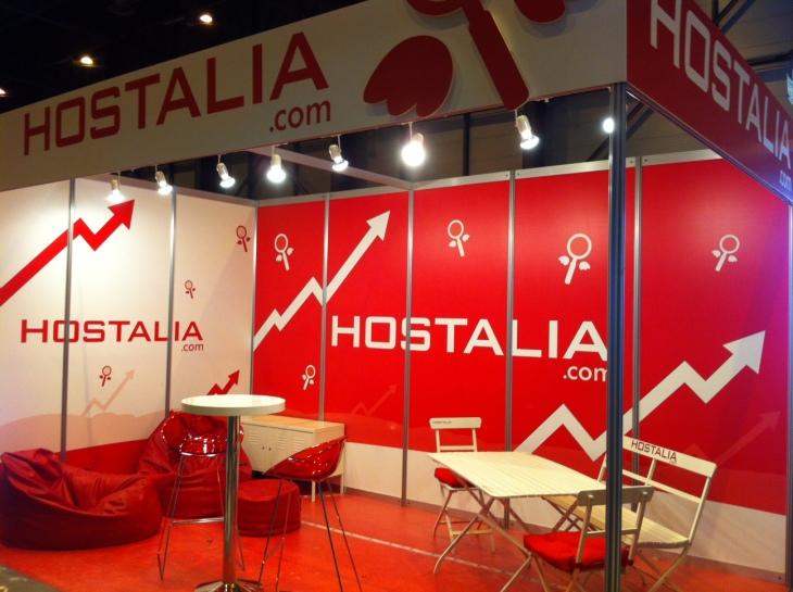 stand-hostalia-eShow_2012 madrid